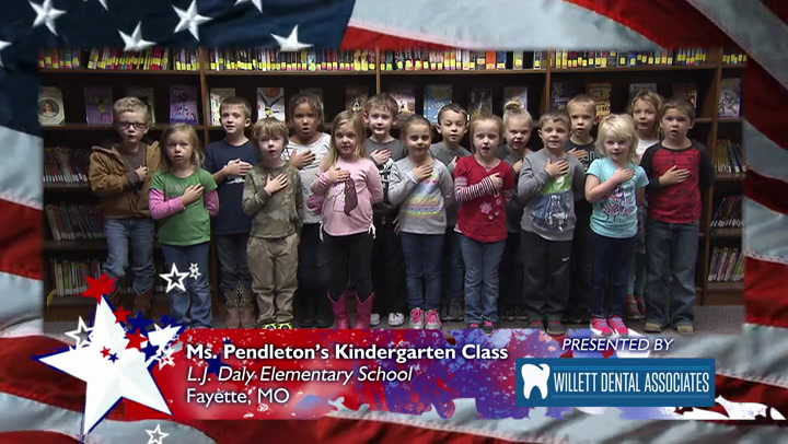 L.J. Daly Elementary School - Ms. Pendleton - Kindergarten