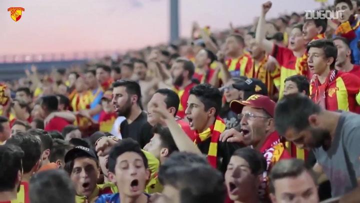 Göztepe Konyaspor'u Bekliyor