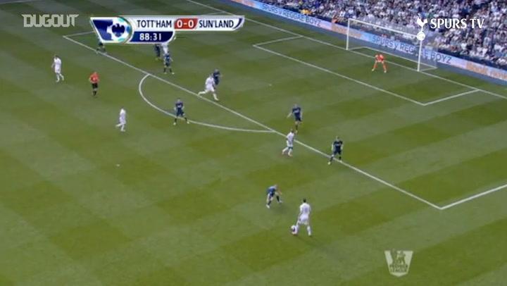 Gareth Bale's final Spurs goal