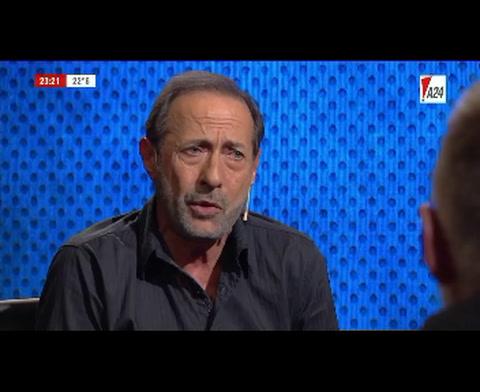 Francella: Confío en las buenas intenciones del gobierno