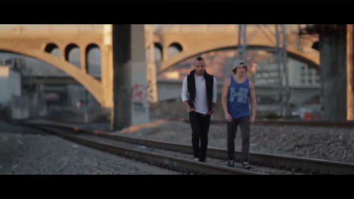 "Shows: Music Videos: Lil Larry ""End of The World"""