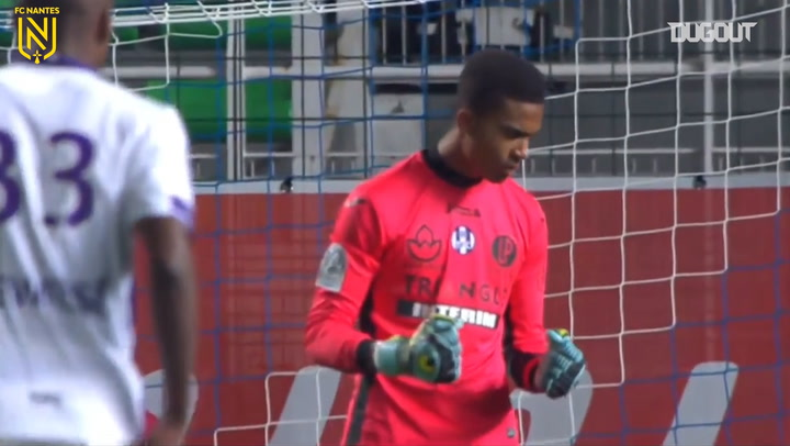 Best Goalkeepers: Alban Lafont