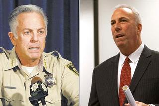 Clark County sheriff, DA talk about crime during coronavirus crisis – VIDEO
