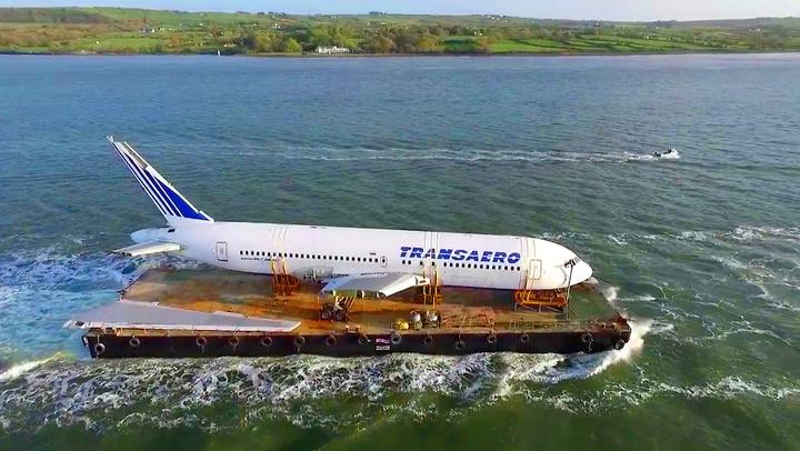Når fly ikke kan fly