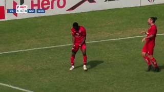 Clayvin Zúniga sigue encendido y anota su sexto con gol del Churchill Brothers de la India