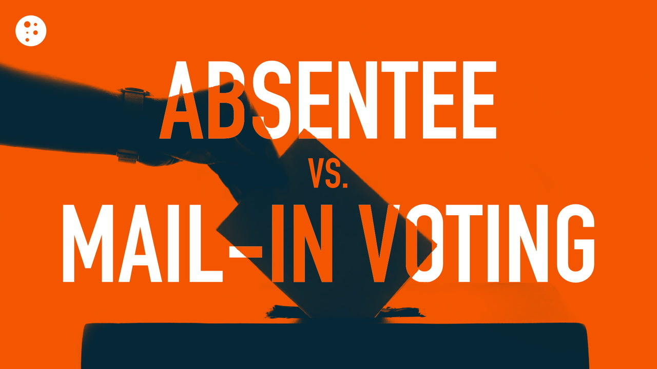 Absentee vs. Mail-In Voting