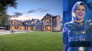 Kelly Clarkson Lands a Hit With Her New $8.5M Home in Southern California