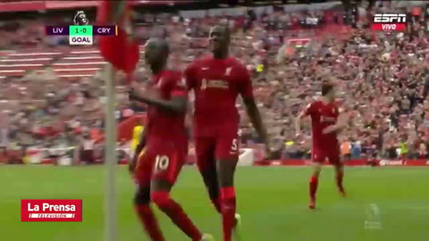 Liverpool 3-0 Crystal Palace (Premier League)