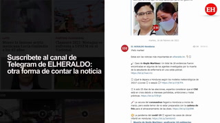 Suscríbete al canal de Telegram de EL HERALDO