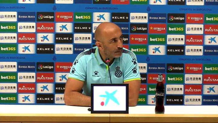"""Abelardo: """"Algunos cambios no nos han dado lo que yo esperaba"""""""