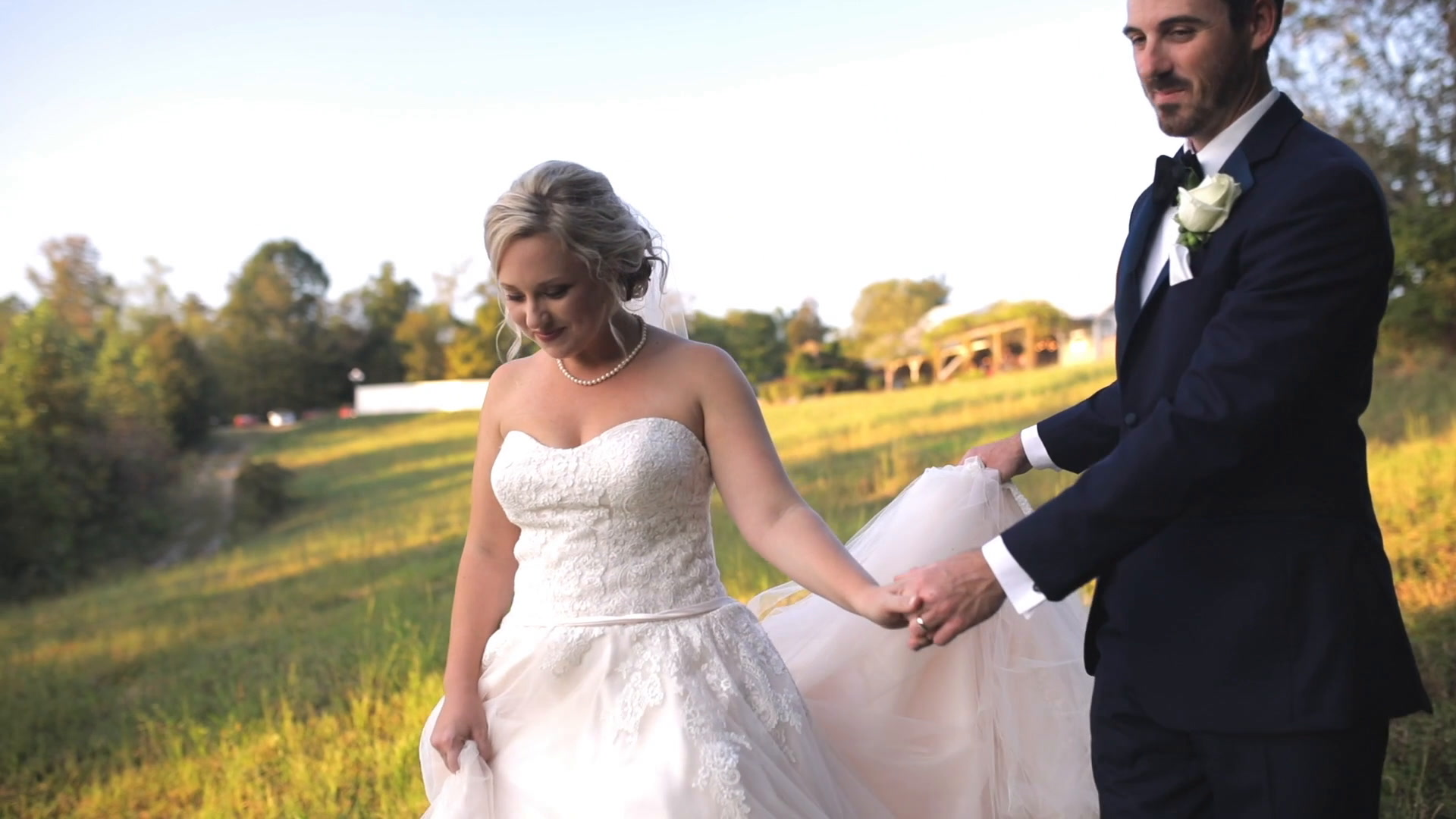 Katie + Dustin | Nashville, Tennessee | FrontPorch Farms