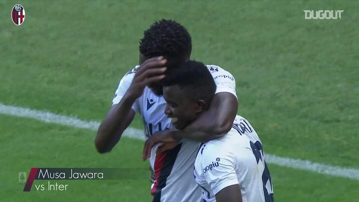 Bologna's best Serie A goals 2019-20