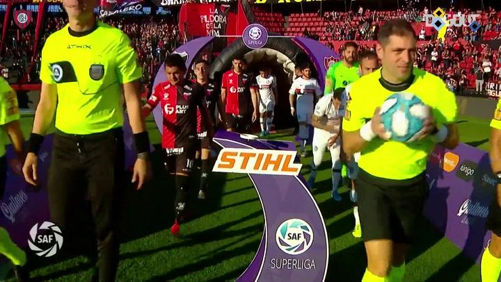 San Lorenzo fall to 2-1 defeat against Club Atlético Colón