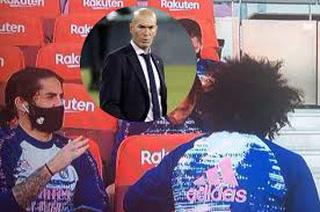 Isco habla de Zidane a sus espaldas: