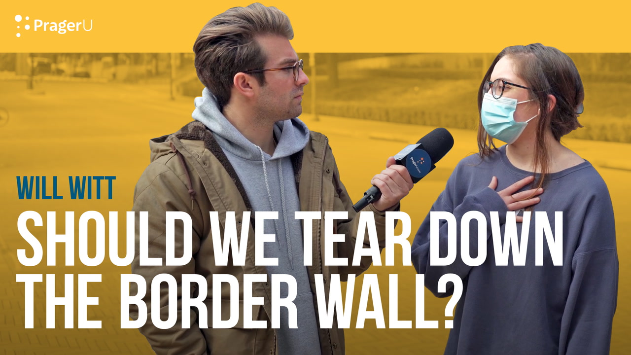 Should We Tear Down the Border Wall?