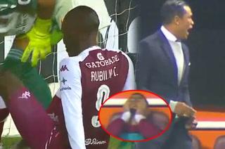 El increíble fallo de Rubilio Castillo en el Saprissa vs Tigres