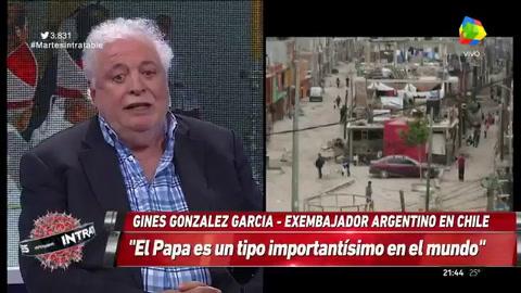 Ginés González García y la pobreza: Hicimos mal las cosas