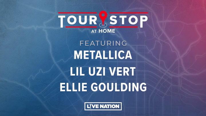 Tour Stop: Metallica, Lil Uzi Vert, Ellie Goulding