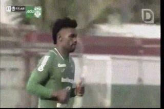 ¡Gol de Marathón! Marlon