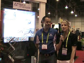 GlobalShop 2012: Vislogix intros EZ Touch Window
