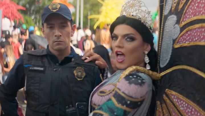 'A Cop Movie' Trailer