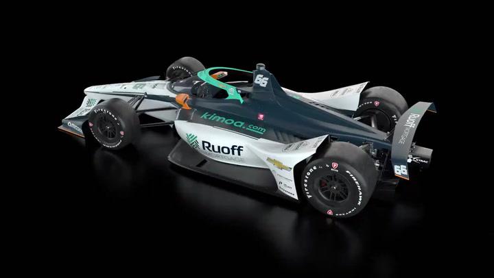 Revelado el nuevo coche de Fernando Alonso