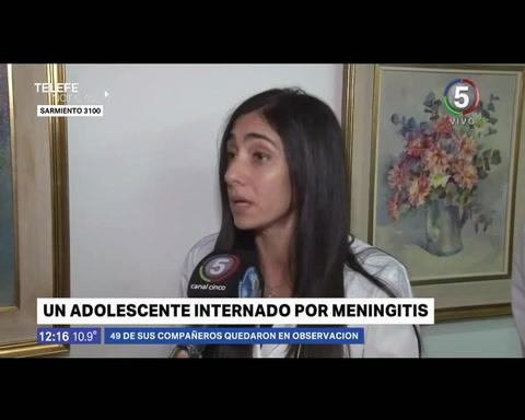 Confirman un caso de meningitis en un chico que regresó del viaje a Bariloche