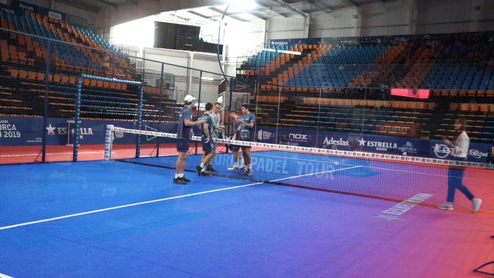 Resumen Octavos de Final (primer turno) Estrella Damm Menorca Open