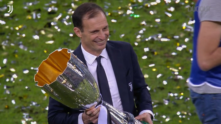 The Boss: Massimiliano Allegri