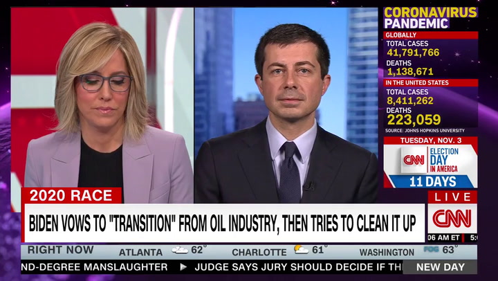 Buttigieg on Climate Change: 'Just a Few Short Years' Until Things 'Become Irreversible'