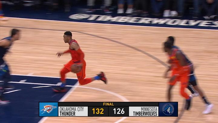 El resumen de la jornada de la NBA del 08/04/2019