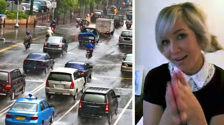 Dansk trafikklærer: – Slutt å kjøre opp i ræva på meg!