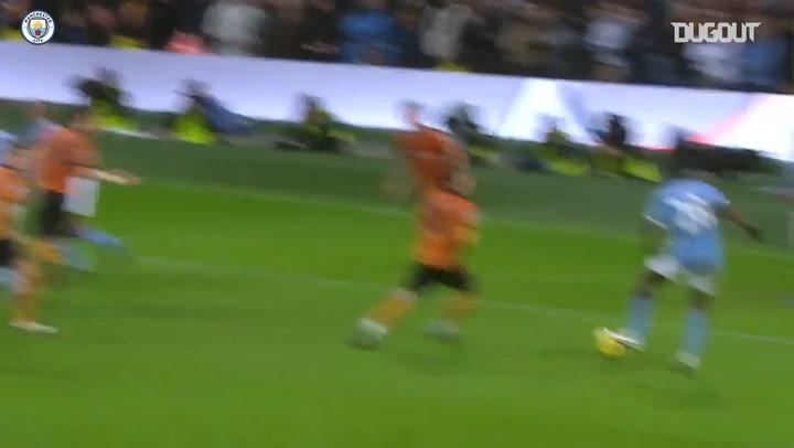 El Manchester City 4-3 Wolves con golazo de Tévez