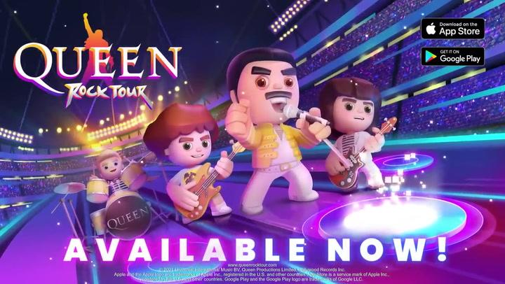 Este videojuego permitirá sumergirse en el mundo del grupo Queen