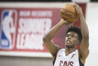 Collin Sexton On Helping His Team At Summer League