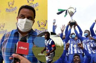 Javier Cruz, presidente del Victoria deja en el aire el regreso del veterano Tyson Núñez