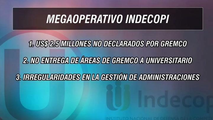 Universitario: Indecopi anuncia que caso podría llegar al Poder Judicial