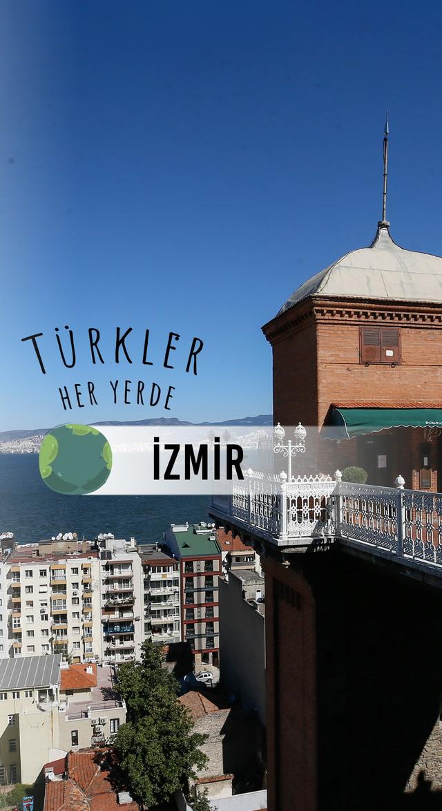 Türkler Her Yerde - Şehre Tepeden Bakmak