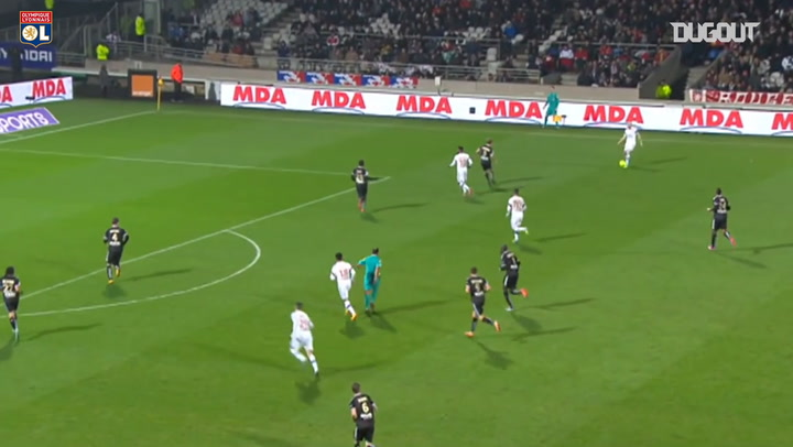 Lacazette's incredible late winner vs Reims