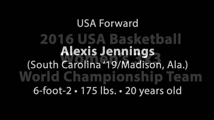 Alexis Jennings