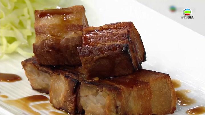 黃金咖啡豬腩肉
