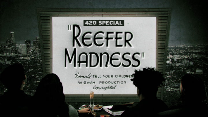 Fuse 420 Drive-In: Reefer Madness