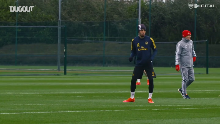 Pierre-Emerick Aubameyang on his future at Arsenal