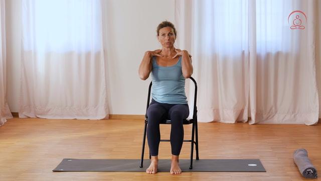 Übungen für Nacken und Schulter