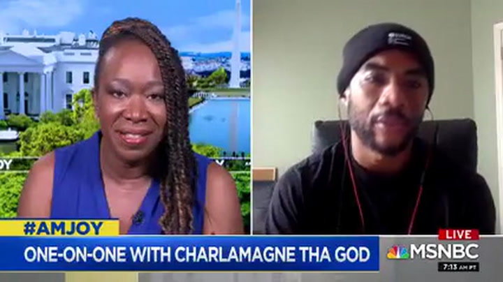 Charlamagne on Biden's Apology: 'The Best Apology Is Actually a Black Agenda'