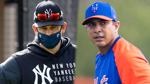 Do Luis Rojas and Aaron Boone have good chance to win MLB Manager of the Year in 2021?