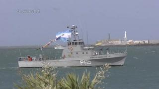 Hallan submarino argentino San Juan desaparecido hace un año