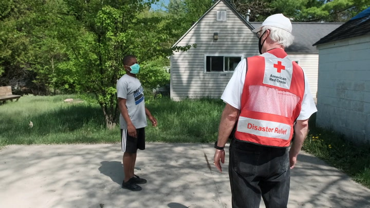 Make a difference on Giving Tuesday with Red Cross