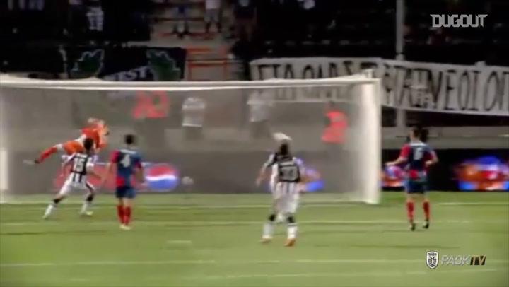Miroslav Stoch masterclass against Panionios
