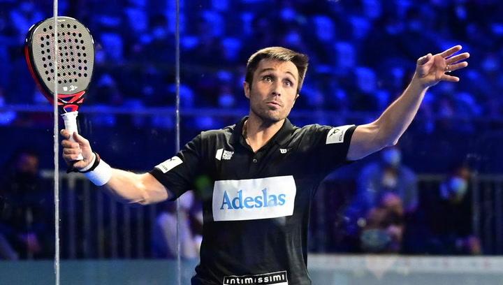 Resumen Semifinal Sanyo_Bela Vs Lamperti_Coello Adeslas Madrid Open 2021